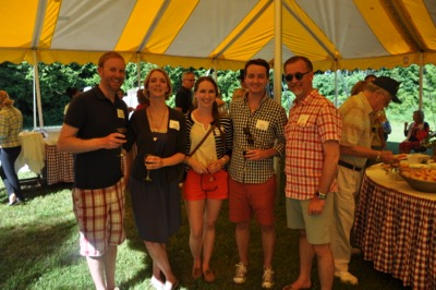 Mackinac Associates Red, White and Blue Celebration